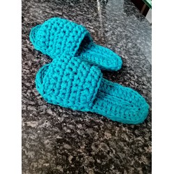 FULL HANDMADE SLIPPERS FOR MAN ON REQUEST