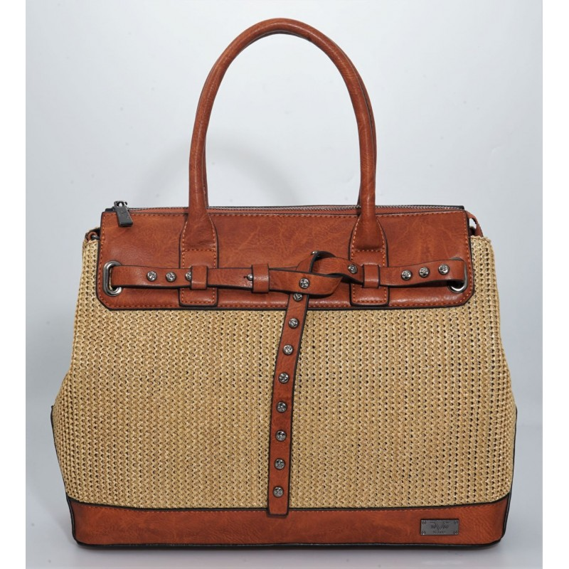 c42689a1ea HANDBAG 19V69 ITALIA BROWN