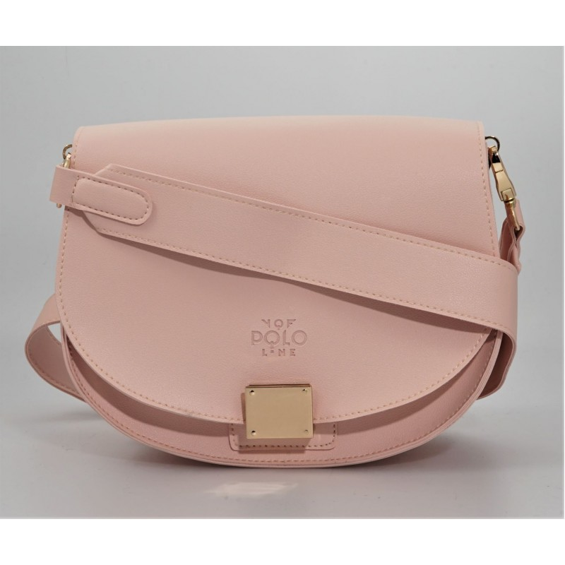 68fbce64bf ΤΣΑΝΤΑ VQF POLO SS 19 7570 PINK